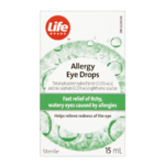 Life Brand Allergy Eye Drops 15mL