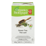PC Organics Mild Green Tea