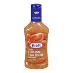 Kraft Zesty Italian Dressing 475mL