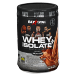 Six Star Pro Nutrition Whey Isolate Elite Series Decadent Chocolate 2 Lbs