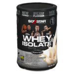 Six Star Elite Series Professional Strength Whey Isolate Elite Series French Vanilla Cream 907g