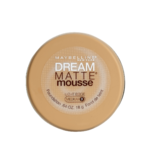 Maybelline Dream Matte Mousse Fond de Teint Light Beige 18g
