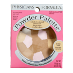 Physicians Formula Powder Palette Multi-Colored Bronzer all Skin Tones Healthy Glow Bronzer 9g