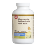 Life Brand Glucosamine & Chondroitin with MSM Chewable Tablets
