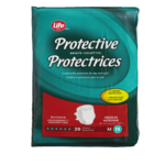 Life Brand Protective Briefs Maximum Absorbency M 20 Count