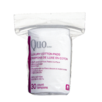 QUO Luxury Round Cotton Pads