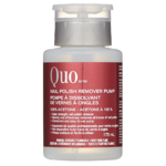 QUO 100% Acetone Nail Polish Remover Pump