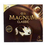 Magnum Ice Cream Bars Classic 3 x 100mL