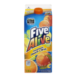 Minute Maid Five Alive Real Fruit Beverage Passionate Peach Citrus 1.75L