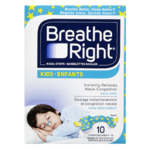 Breathe Right Kids Nasal Strips 10 Strips