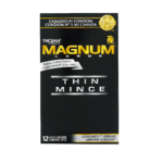 Trojan Magnum Mince Condoms Latex 12 Condoms