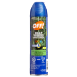 Off! Deep Woods for Sportsmen Insect Repellent Pressurized Spray 230g