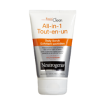 Neutrogena Rapid Clear All-In-1 Daily Scrub 124mL