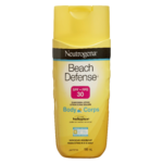 Neutrogena Beach Defense Spf 30 Sunscreen Body Lotion 198mL