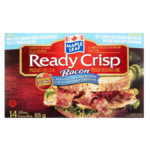 Maple Leaf Ready Crisp Bacon Moins Sel