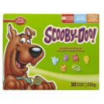 Betty Crocker Scooby-Doo! Collation à Saveur de Fruits 10 Sachets