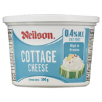 Neilson Cottage Cheese Fat Free 500g