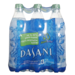 Dasani Remineralized Water 6 x 710 mL