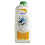 Dairyland Organic 3.25% Homogenized Organic Milk 2L
