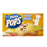 Pillsbury Pizza Pops Pizza Collations Trois Fromages 800g