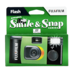 Fujifilm Smile & Snap Camera 27 Exposures