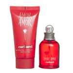 Cacharel Amor Amor Fragrance Set Includes Sensual Body Lotion 100mL and Eau de Toilette 50mL