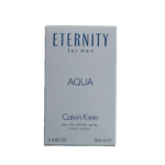 Calvin Klein Eternity for Men Aqua Eau de Toilette Vaporisateur 100mL