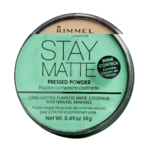 Rimmel Stay Matte Pressed Powder Silky Sandstorm 004 14g