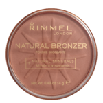 Rimmel Natural Bronzer Sun Light #021 14g