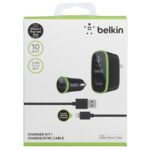 Belkin Charger Kit + for Iphone 5, Ipad Mini 4Th Generation, Ipad 4Th Generation