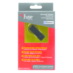 Fuse Bluetooth Bluetooth Wireless Headset Black