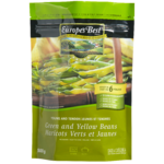Europe's Best Young and Tender Green and Yellow Beans 500g