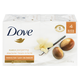 Dove Nourishing Care Beauty Bar Shea Butter 4 x 90g