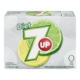 7 up Diet Carbonated Soft Drink 355mL x 12 Cans