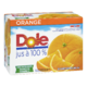 Dole Jus à 100% Orange 12 x 340mL