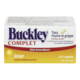 Buckley Complete Toux, Rhume et Grippe Extra-Fort Jour Sans Somnolence 24 Caplets