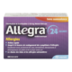 Allegra 24 Hour Antihistamine Allergies 12 Tablets