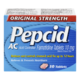 PEPCID Ac Original Strength Acid Controller Famotidine Tablets 10mg x 30 Tablets
