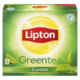 Lipton Green Tea 100 Teabags Pure Green Tea 200g