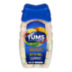 Tums Antiacide Supplément de Calcium Extra Fort Fruits Assortis 750mg x 100 Comprimés