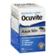 Bausch & Lomb Ocuvite Adult 50+ Eye Vitamin and Mineral Supplement 50 Capsules