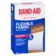 BAND-AID Tissu Flexible Grand Format 10 Band-Aids