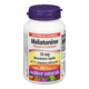 Webber Naturals Force Maximale Mélatonine 10mg x 72 Comprimés