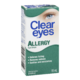 Clear Eyes Allergie Collyre 15mL