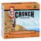 Clif Crunch Granola Bar Peanut Butter Flavour 10 Bars 210 g