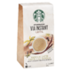 Starbucks via Instant Latte Vanilla Latte Specialty Coffee Beverage 5 Sachets x 31 g