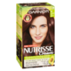 Garnier Nutrisse Cream Nourishing Colour Cream 45 Dark Mahogany Brown 1 Application