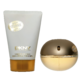 Dkny Golden Delicious Fragrance Set Includes Eau de Parfum 50mL and Shimmer Body Lotion 100mL