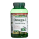 Nature's Bounty Omega-3 Fish Oil 1200Mg x 200 Softgels