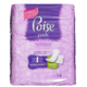 Poise Pads Absorption Moyenne Ultra Longue 54 Serviettes